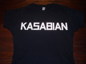 WOMENS `KASABIAN` T-SHIRT